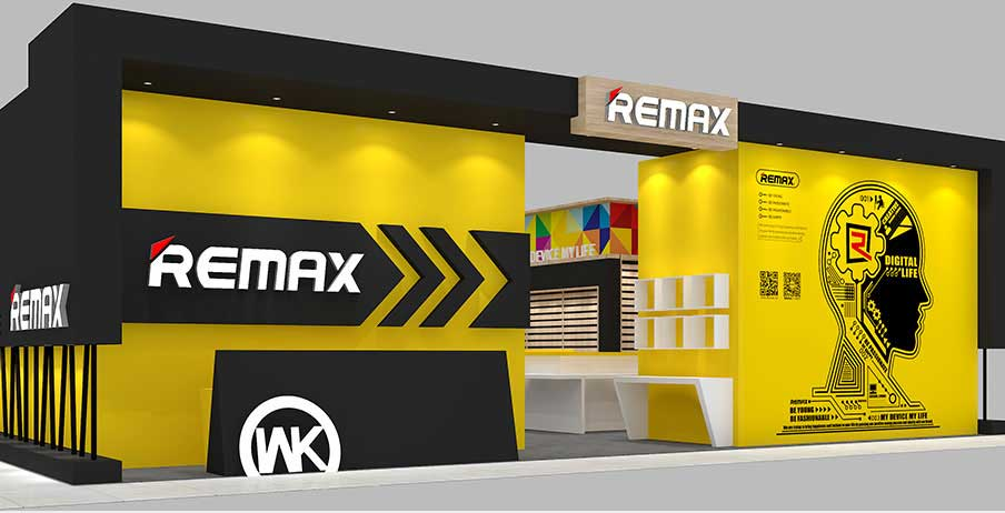 Remax yellow shop